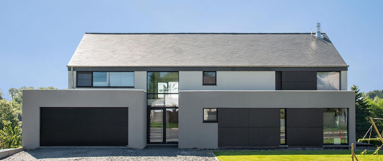 photo architecte les ralisations extension la maison des