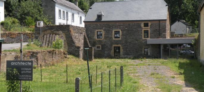 Rénovation musée