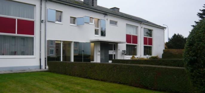 Maison des architectes à Arlon
