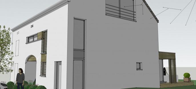Rénovation à Orsinfaing