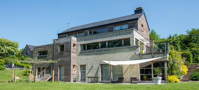 Maison contemporaine Offaing